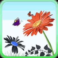 Ícone do Flores do amor de Go Tema SMS