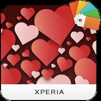 XPERIA™ Valentine's Theme apk icon