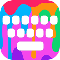 RainbowKey - Color Keyboard Themes, Cool Fonts icon