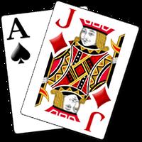 Blackjack for SmartWatch Simgesi
