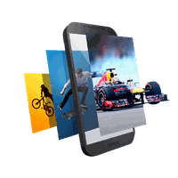 Red Bull Wallpapers apk icon