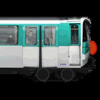 Paris Métro Simulator Simgesi