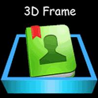 Ícone do apk Go Contacts 3D Frame Theme