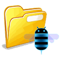 Ikon Manajer file HD