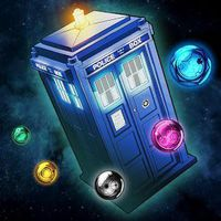 Ícone do apk Doctor Who: Legacy