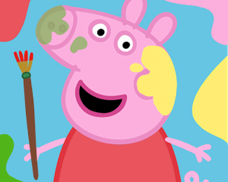 PEPPA'S PAINTBOX Android - Baixar PEPPA'S PAINTBOX grátis Android - Kids  Industries (UK) Ltd