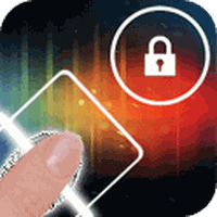 Ícone do apk Fingerprint Lock Screen ICS