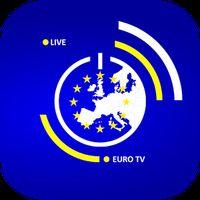 Εικονίδιο του Euro TV Live Europe Television apk
