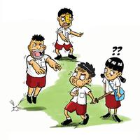 Ikon apk Komik Indonesia : Serba 90an