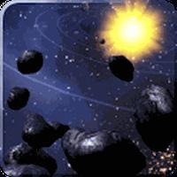 Asteroid Belt Live Wallpaper Simgesi