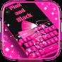 Pembe ve Siyahlı Klavye 1.307.1.115
