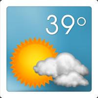 3D Sense Clock & Weather Icon