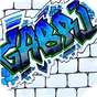 Dibujar letras de graffiti 1.0 APK