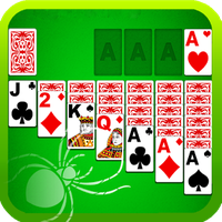 Ikona apk Spider Solitaire Card Game