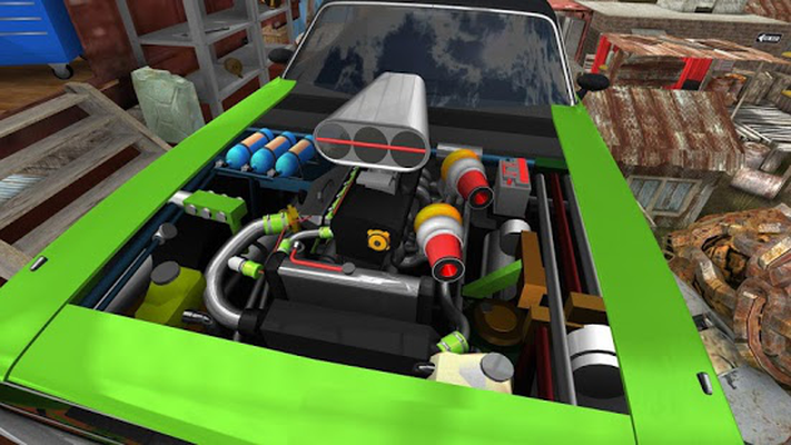 Fix My Car >> Fix My Car Classic Muscle 2 Android Free Download Fix My