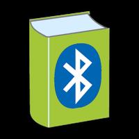 Bluetooth Telefoonboek icon