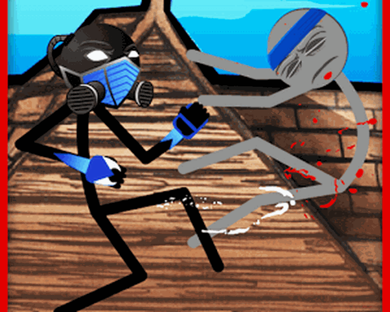 Download StickMan Street Fighter 1 0 3 free APK Android
