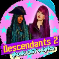 Ost. for Descendants 2 Song + Lyrics apk icon