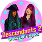 Ost. for Descendants 2 Song + Lyrics 1.0 APK