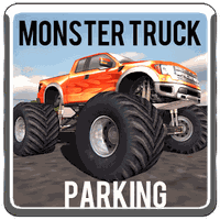 Ikona apk Monster Truck Parking