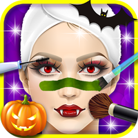 Ícone do apk Halloween SPA - kids games