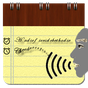 Bloco de notas de entrada de voz 3.27