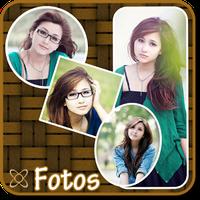 Ikon apk Fotos - Photo Overlapping