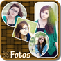 Fotos - Photo Overlapping  APK