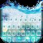 Tema tastiera acqua di vetro 10001003