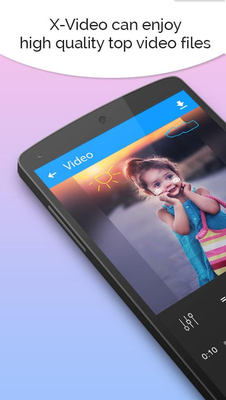 X-Video Player : HD & All Format Android - Free Download X-Video