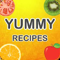 Εικονίδιο του Yummy Recipes Cooking Taste Videos apk