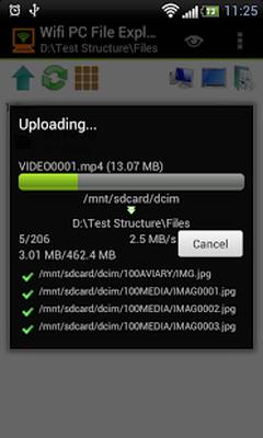 WiFi PC File Explorer Pro Android - Free Download WiFi PC File
