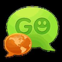 Ícone do GO SMS Pro Russian language
