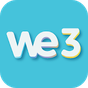 We3 - Meet new people & make friends, 3 at a Time 3.4.0