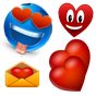 emoticonos Love Plus 2.0