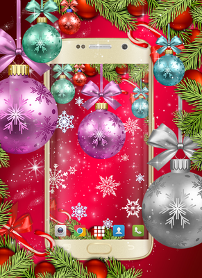 Live Wallpapers Christmas Android