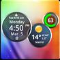Rings Digital Weather Clock v4.2.4 APK
