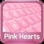Клавиатура Pink Hearts 3.6