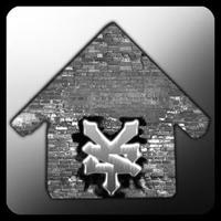 White ADW Theme icon