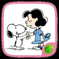Snoopy Go Keyboard Theme apk icono