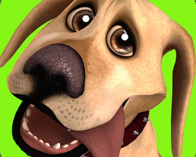 Talking John Dog: Funny Dog Android - Free Download