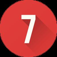 Ícone do 7 Weeks – hábitos sob controlo