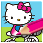 Hello Kitty Coloring Book - Cute Drawing Game 15.9 APK