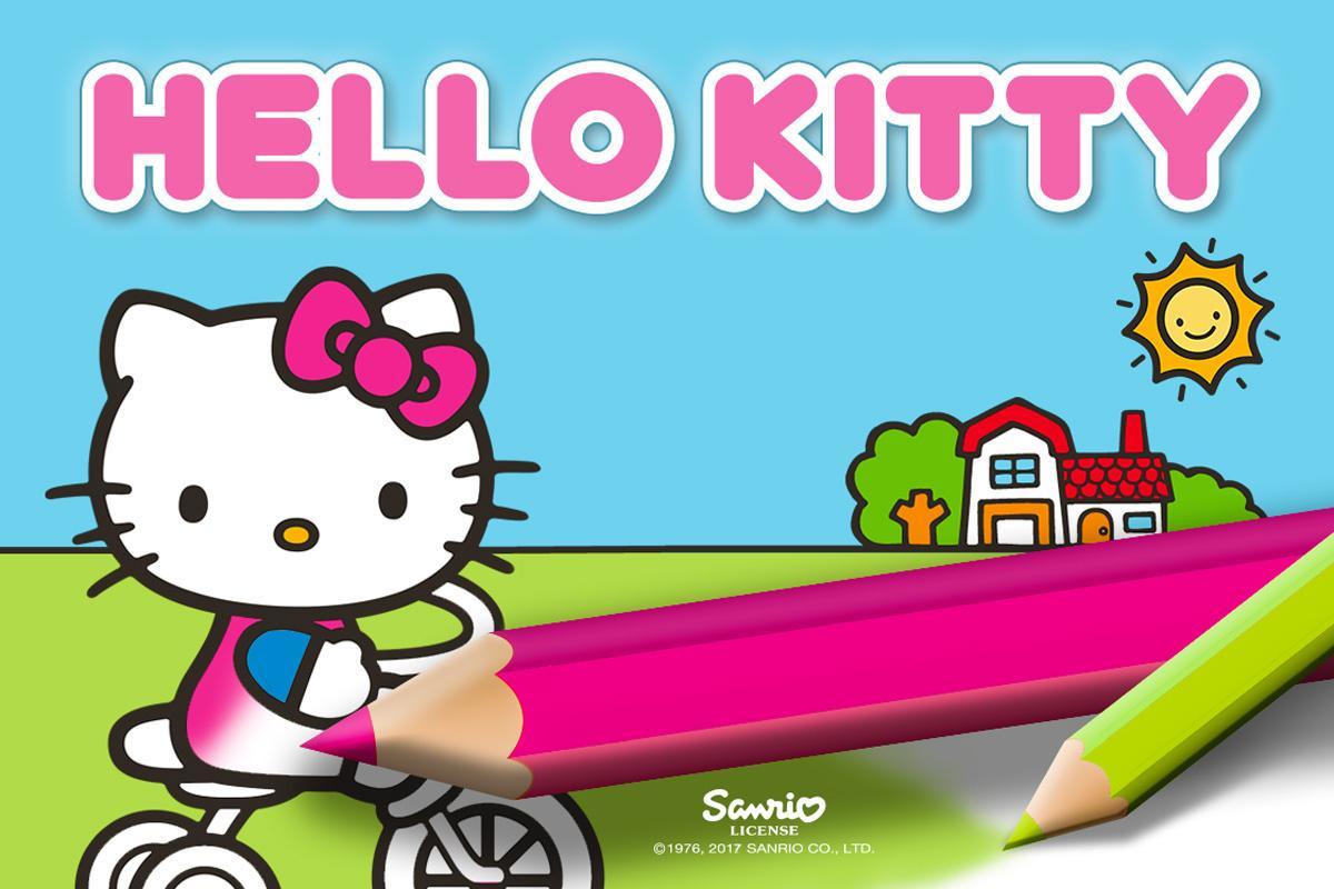 Nett Hallo Kitty Färbung Spiele Bilder - Malvorlagen Von Tieren ...