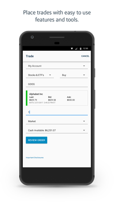 Download Capital One Investing Mobile 3 9 0 free APK Android