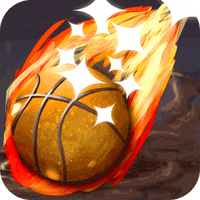 Icône de Tip-Off Basketball