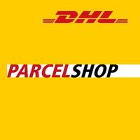 DHL Parcelshop App icon