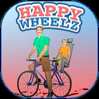 Happy Rider Wheels APK icon