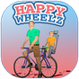 Happy Rider Wheels 3.5