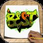 Belajar menggambar Graffiti 1.2